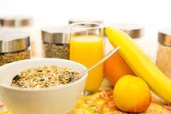 Breakfast cereals 2 Stock Image