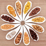 Breakfast Cereals Stock Image
