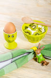 Breakfast for child Stock Photos