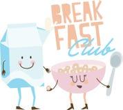 Breakfast Club Royalty Free Stock Photos