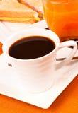 Breakfast coffee Royalty Free Stock Image