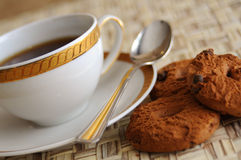 Breakfast coffee Royalty Free Stock Photography