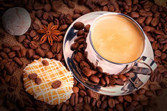 Breakfast coffee Stock Photos
