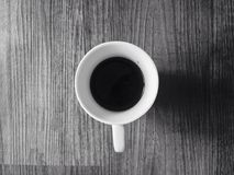 Breakfast. The coffee to Breakfast morning royalty free stock photo