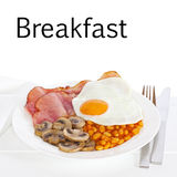 Breakfast Concept Stock Image