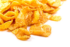 Breakfast corn flakes Stock Image