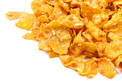 Breakfast corn flakes Stock Photography