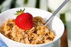 Breakfast Cornflakes Stock Photography