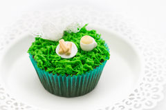 Breakfast Cupcake Stock Photos
