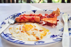 Breakfast Dish Stock Images