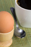 Breakfast egg Royalty Free Stock Photos