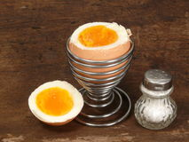 Breakfast egg Stock Photo