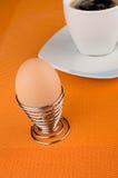 Breakfast egg Stock Image
