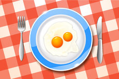 Breakfast egg Royalty Free Stock Image