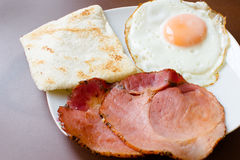 Breakfast eggs Stock Photography