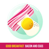 Breakfast. 1205. elements. 03 Royalty Free Stock Photography