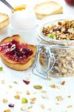 Breakfast food Royalty Free Stock Photography