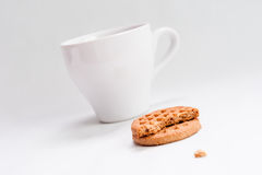 Breakfast food concept Stock Photography