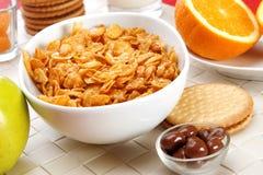 Breakfast foods Stock Photography