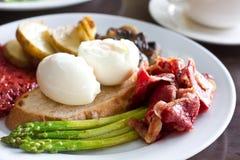 Breakfast go Spanish Royalty Free Stock Image