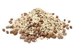 Breakfast Granola Stock Photography