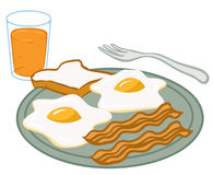 Breakfast Royalty Free Stock Image