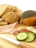 Breakfast, isolated Stock Image