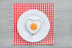 Breakfast for a loved one Stock Photo