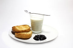 Breakfast meal Royalty Free Stock Photos
