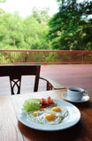 Breakfast meal Royalty Free Stock Photography