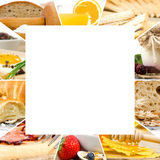 Breakfast Mix Royalty Free Stock Images
