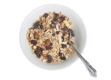 Breakfast Muesli Royalty Free Stock Photo