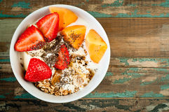 Breakfast Muesli Stock Photos