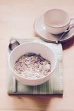 Breakfast Muesli Royalty Free Stock Images