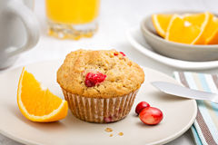 Breakfast Muffin Stock Images