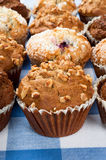 Breakfast muffins Stock Images