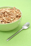 Breakfast - musli Royalty Free Stock Photography