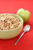 Breakfast - musli Stock Photo