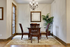 Breakfast Nook Royalty Free Stock Images