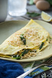 Breakfast Omelette Royalty Free Stock Photo