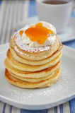 Breakfast Pancakes Stock Images