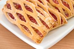 Breakfast pastries. Stock Photo