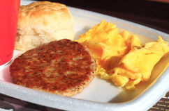 Breakfast Plate Royalty Free Stock Photo