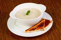 Breakfast Rice Porridge Stock Image