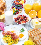 Breakfast Royalty Free Stock Photo