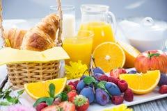 Breakfast Stock Photography