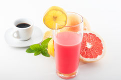 Breakfast. The right way to wake up Royalty Free Stock Images