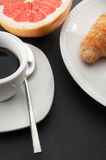 Breakfast. The right way to wake up Royalty Free Stock Photography
