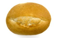 Breakfast roll. Stock Photography