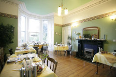 Breakfast room Stock Photos